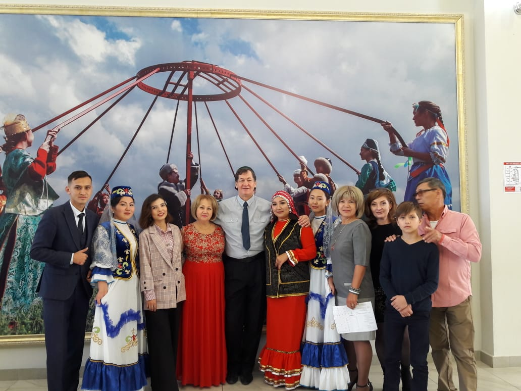 Language and culture of the Tatar people